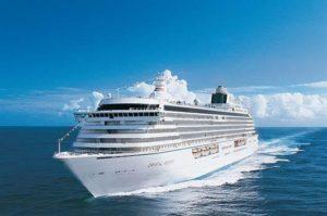 Crystal Melbourne Ocean Cruises